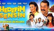 Hedefim Sensin Geliyor! Ata Demirer ve Demet Akbağ'dan Yeni Kahkaha Tufanı 30 Kasım'da Sinemalarda!