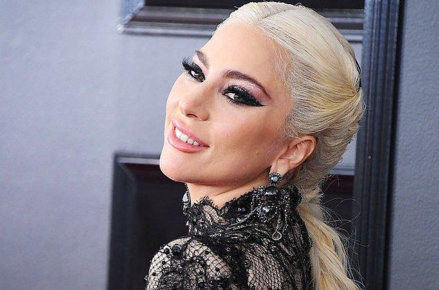 20. Lady Gaga
