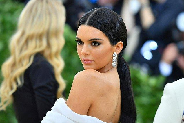 11. Kendall Jenner