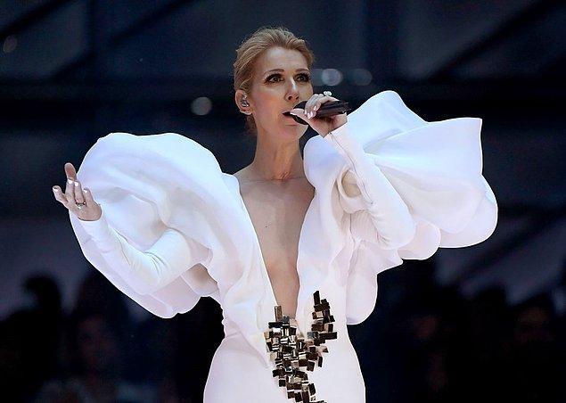 9. Celine Dion