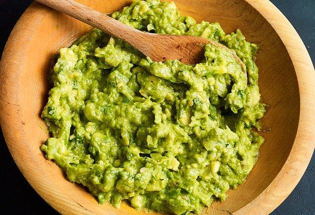 12. Avokado Guacamole sos