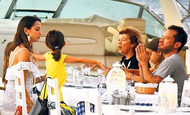 3. Zengin boşandığı eşiyle arada hatıra tazelemek için buluşurken fakir eski eşinin semtine bile uğramaz.