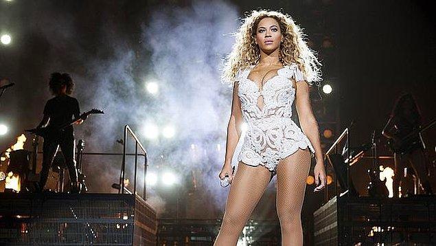 3. Beyoncé