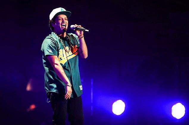 4. Bruno Mars