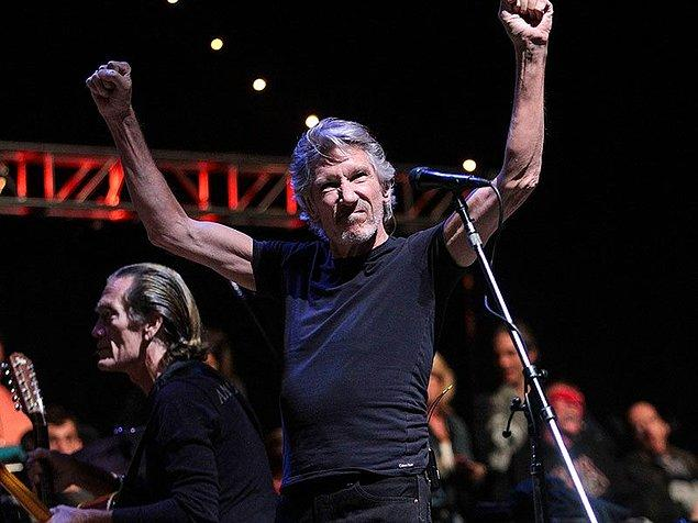 7. Roger Waters