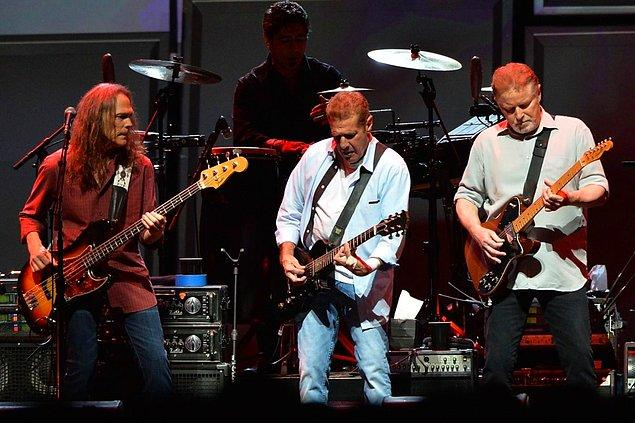 10. The Eagles