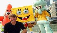 ''SüngerBob KareŞort'' Çizgi Filminin Yaratıcısı Stephen Hillenburg Hayatını Kaybetti