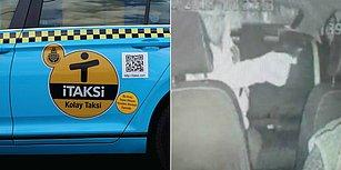 Sürücü Yoğun Bakımda! Bayrampaşa'da Taksiciye Silahlı Saldırı Anı Kamerada