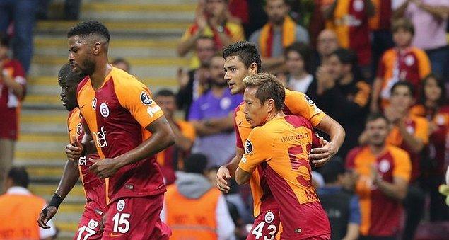D Grubu 5. maçında temsilcimiz Galatasaray Lokomotiv Moskova ile Rusya'da karşı karşıya gelecek. Maçın başlama saati 20:55