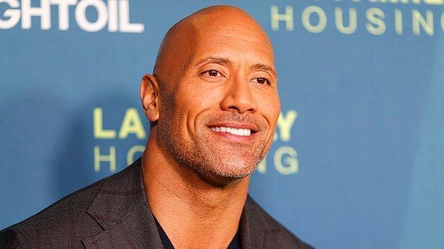2. Dwayne The Rock Johnson