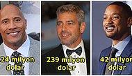2018 Yılında En Çok Kazanan Yabancı Erkek Oyuncular