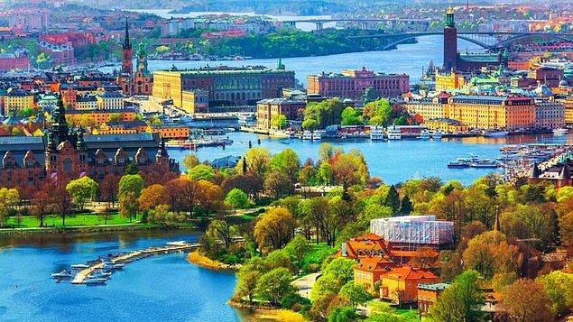 7. İsveç'de hangi dil konuşulmaktadır?
