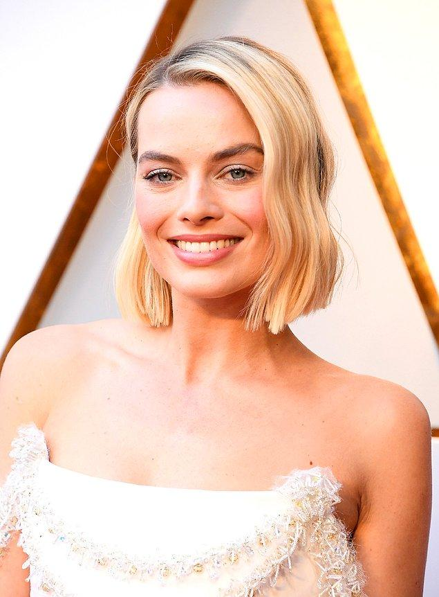 7. Margot Robbie