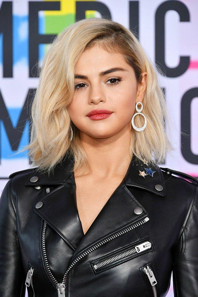 18. Selena Gomez