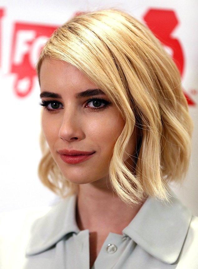 29. Emma Roberts