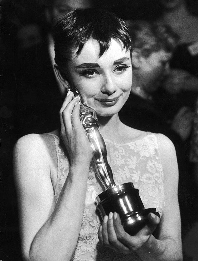30. Audrey Hepburn