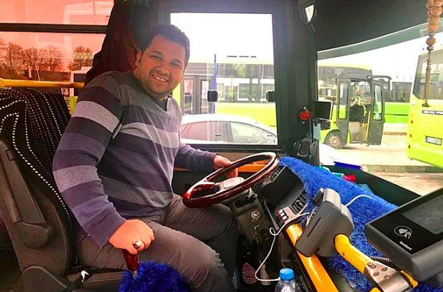 5. Kocaeli'de halk otobüsü şoförlüğü yapan Yakup Sağlam, engelli rampası olmadığı için otobüse binemeyen bir çocuk için güzergâhı değiştirdi ve hepimize yeniden insanlık dersi verdi.