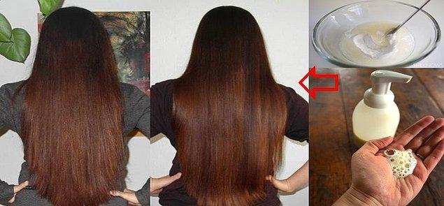 12. Kabartma tozu, saç derinizden ve saçınızdaki klor birikimini önleyebilir.