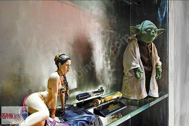 3. Master Yoda...