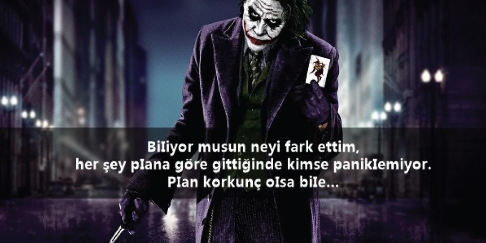 Joker Sözleri En Etkileyici Havalı 20 Joker Sözü Onediocom