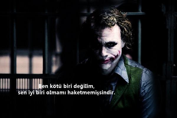 Joker Sözleri: En Etkileyici, Havalı 20 Joker Sözü 55