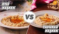 Et Ve Yarmanın Enfes Harmanı Keşkek İki Farklı Tadıyla Sizinle: Etli Keşkek Vs Tavuklu Keşkek