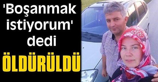 Öncelikle Türkiye'de kadınlar öyle 9 dakikada kolay kolay boşanamıyor. Eşleri boşanma durumunu kabul etmeyip çareyi kadını öldürmekte buluyor.