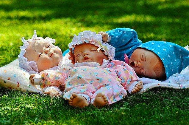 4. Sahte Bebek Dalgası