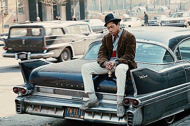 1970'lerin Harleminde siyahi bir çetenin mensubu olurdum