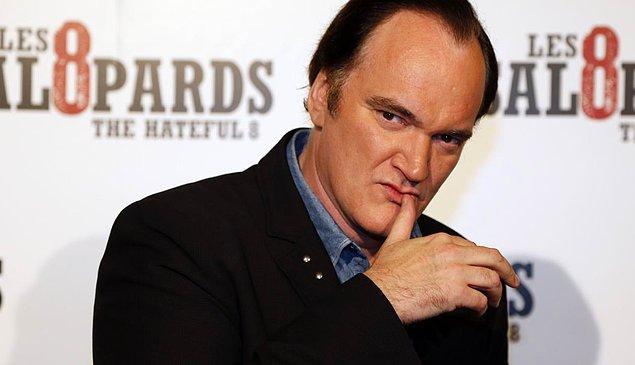 Yaşayan efsane kategorisindeki yönetmen Quentin Tarantino; işi dışında gündeme gelmeyen nadir isimlerde.