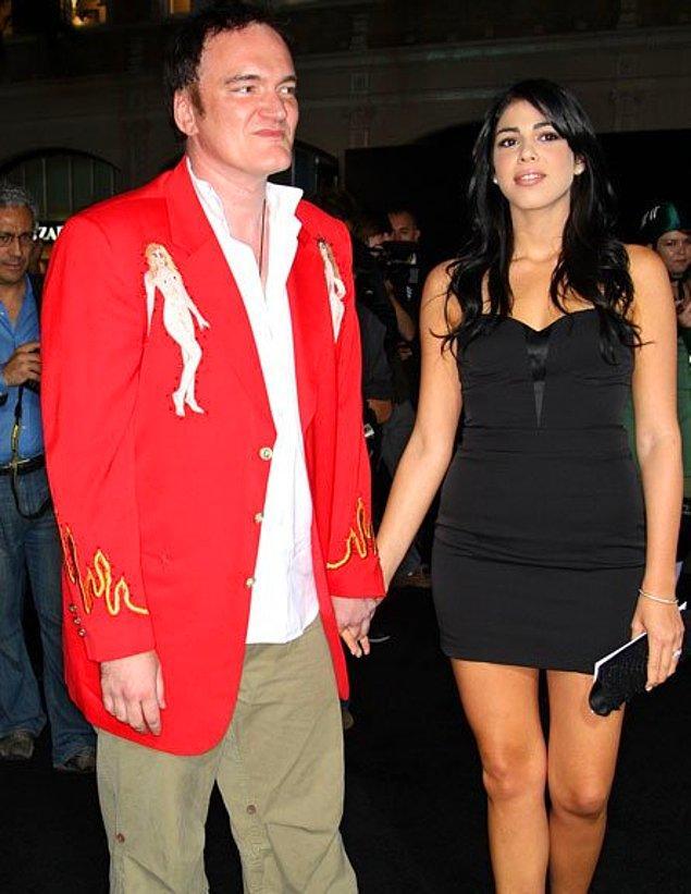2009 yılında Inglourious Basterds (Soysuzlar Çetesi) filminin tanıtımı için gittiği İsrail'de şarkıcı ve model Daniella Pick ile tanışan Quentin Tarantino, o zamandan beri ünlü isimle birlikteydi.