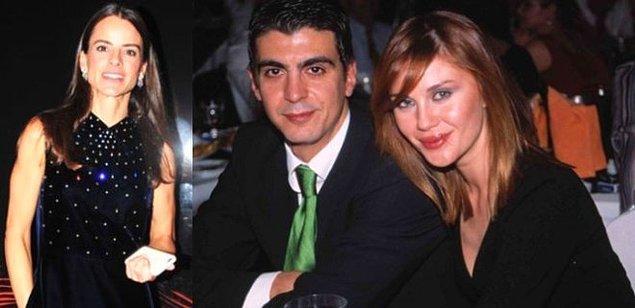 Sosyetenin ünlü isimlerinden Edvina Sponza 1974 İzmir doğumludur.