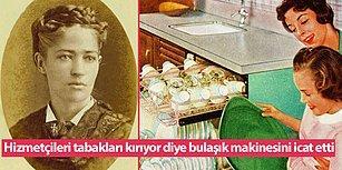 Kimse Yapmazsa Ben Yaparım Diyerek Bulaşık Makinesini İcat Eden Hükumet Gibi Kadın: Josephine Cochrane