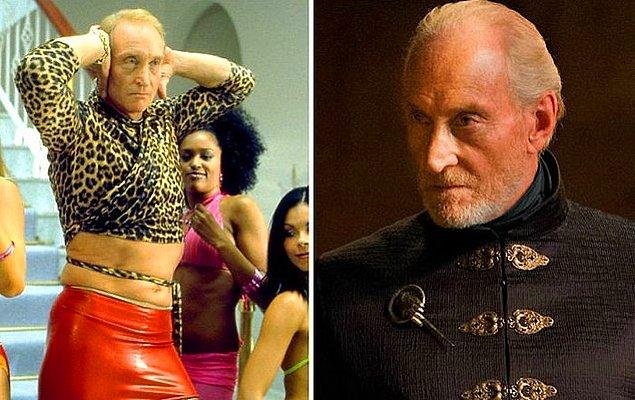 1. Charles Dance (Tywin Lannister)