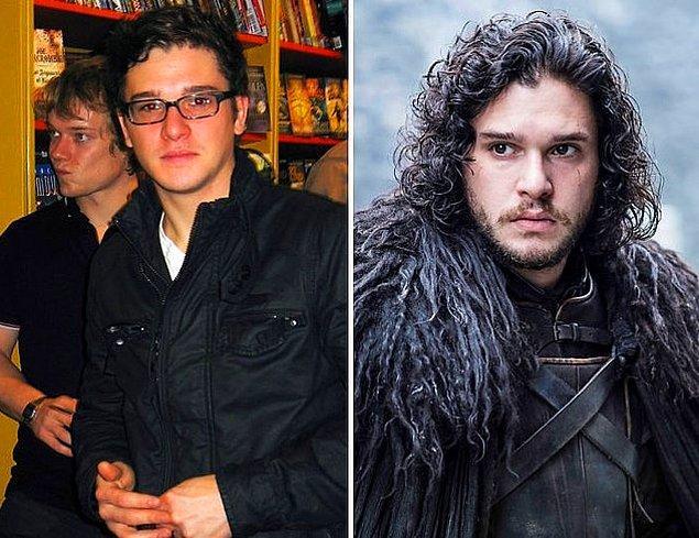 4. Kit Harington (Jon Snow)