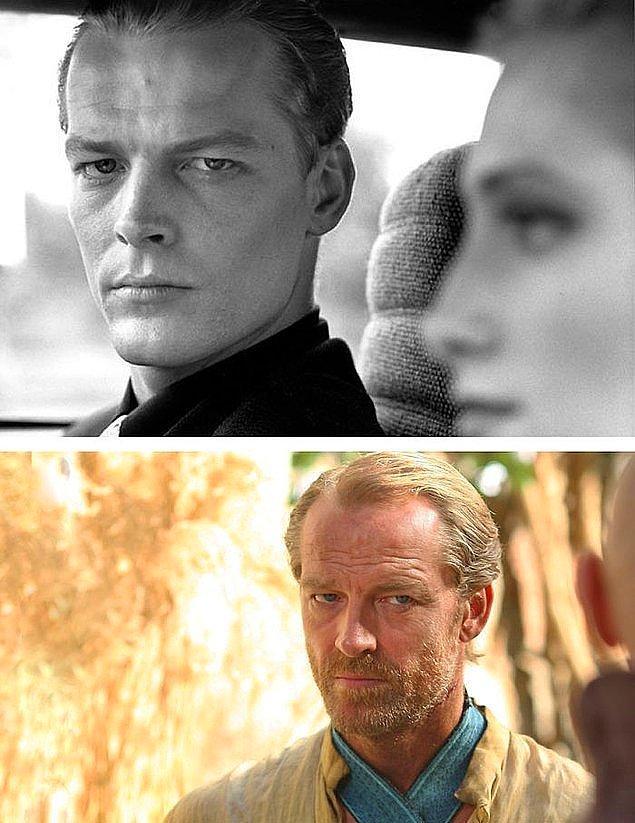 30. Iain Glenn (Ser Jorah Mormont)