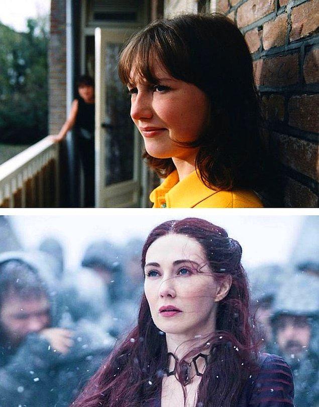 28. Carice Van Houten (Melisandre)