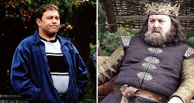 24. Mark Addy (Robert Baratheon)