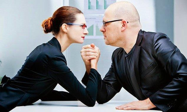 5. Kadın yöneticiyle mi çalışmak daha iyi, erkek yöneticiyle mi?