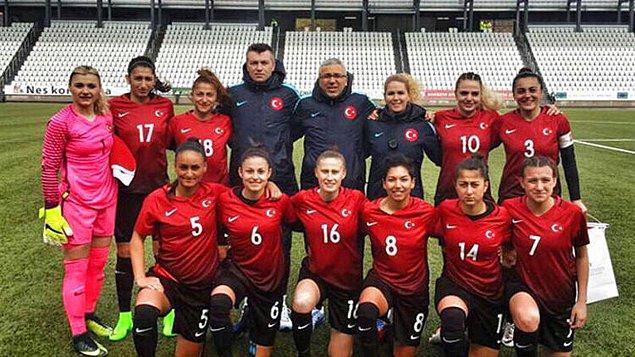 10. Kadın futbol ligini takip eder misin?