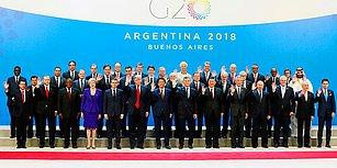 Liderler Arjantin'de Buluştu: Öne Çıkan Başlıklar ve Görüntülerle G20 Zirvesi
