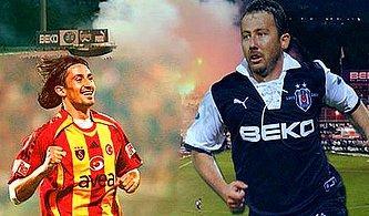 344. Randevu! Beşiktaş - Galatasaray Derbisinin Unutulmaz Maçları ve Enleri