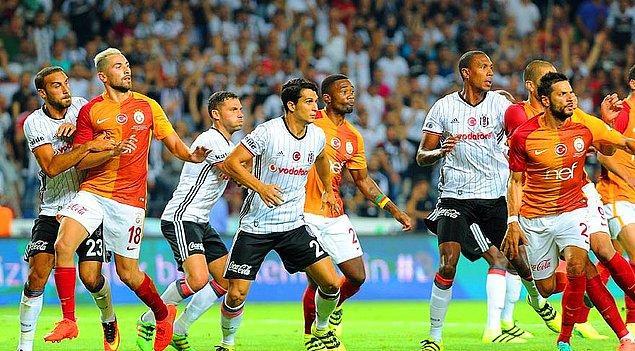 İki takım arasında günümüze kadar oynanan 343 maçın 121'ini Galatasaray, 109'unu Beşiktaş kazanırken, 113 maç da beraberlikle sonuçlandı.