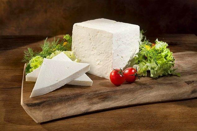 8. Pekiiiiii beyaz peynir ister misin?