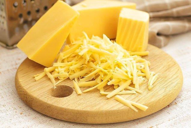 9. Kaşar peynire ne dersin?