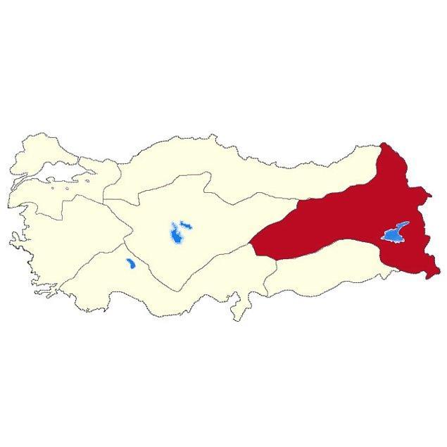 Doğu Anadolu Bölgesi!