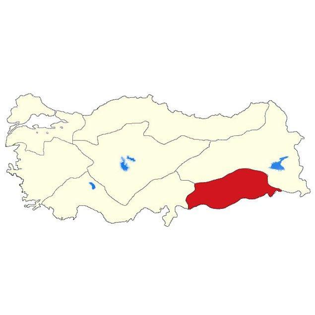 Güneydoğu Anadolu Bölgesi!