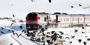 10 Ayda 363 Bin Kişi Yolculuk Yaptı: Doğu Ekspresi Yeni Misafirlerini Bekliyor