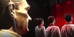 Müjdat Gezen Sanat Merkezi Öğrencilerinden Akapella Olarak İzmir Marşı Yorumu