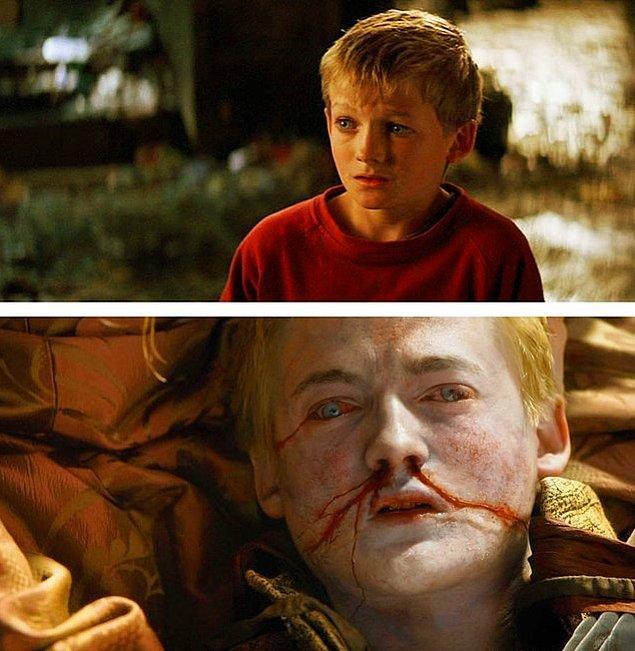 15. Jack Gleeson (Joffrey Baratheon)